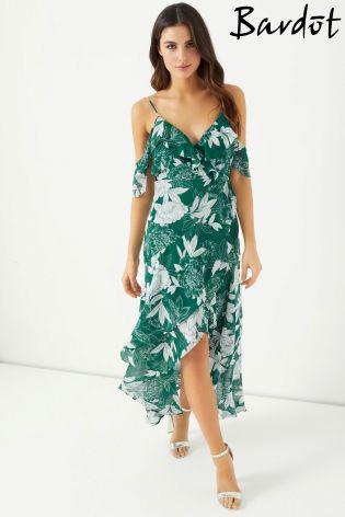 Kupte si polodlouhé bardotkové šaty garden party na next Česká republika  jpg 315x472 šaty na garden 2b85db00f7c