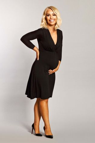 Buy Want That Trend Maternity Long Sleeve Nursing Dress From Next Usa