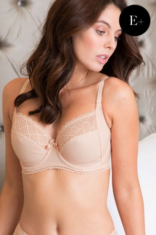 Buy Pour Moi Curve Electra Side Support Underwired Bra E+ from the ... 2614b8634