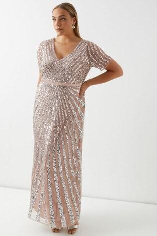 de5cb54aa6 Buy Maya Sequin Maxi Dress from Next Hong Kong