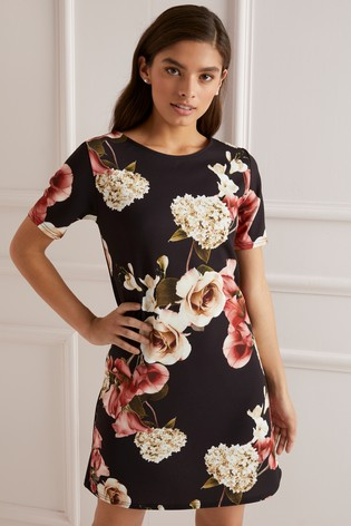Buy Lipsy Floral Shift Dress From The Next Uk Online Shop