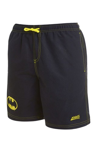 fa12f48423 Buy Zoggs Kids Batman® Junior Boys Swim Short from Next Ireland