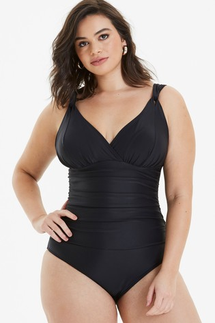 7588b9d4264aa Buy Simply Be Magisculpt Tummy Tuck Swimsuit - Standard Length from ...