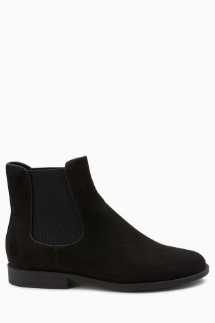 Piping Detail Chelsea Boots by Next