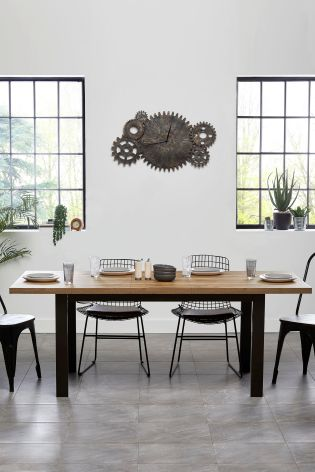 8 seater extending dining table bronx 68 seater extending dining table buy from the next uk online shop