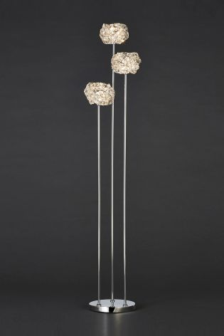 Buy venetian 3 light floor lamp from the next uk online shop venetian 3 light floor lamp aloadofball Gallery