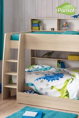 Buy Oak Bunkbed By Parisot From The Next UK Online Shop - Parisot bedroom furniture