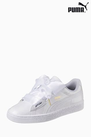 puma basket heart shop online