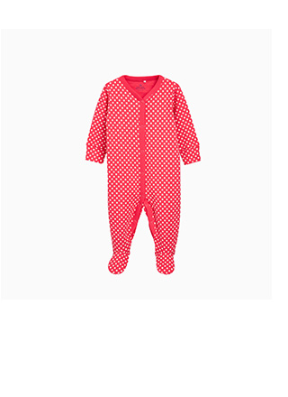 Shop Girl's Sleepsuits Now