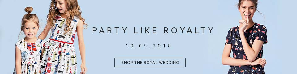 Shop the Royal Wedding