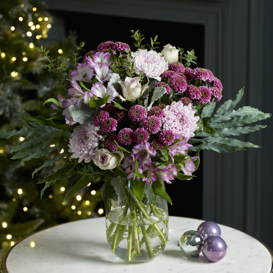 November Bouquet of the Month with Chocs