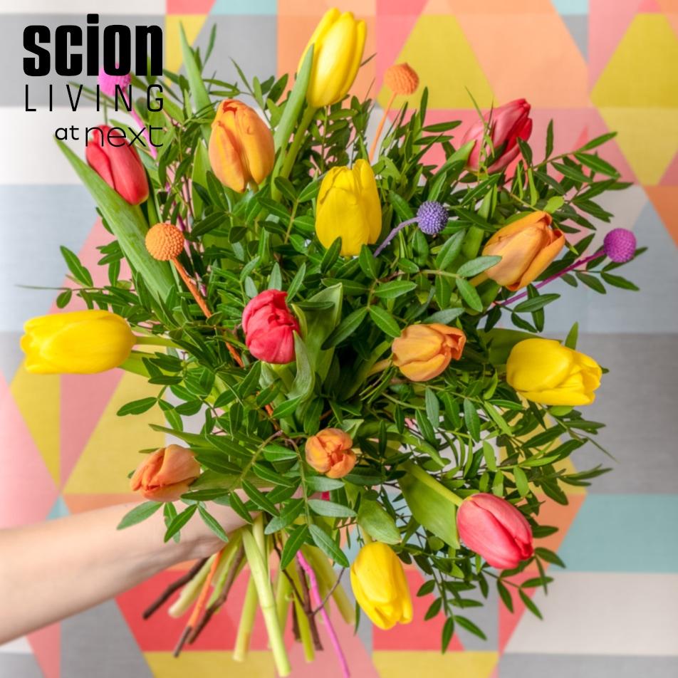 Scion Tulip Letterbox