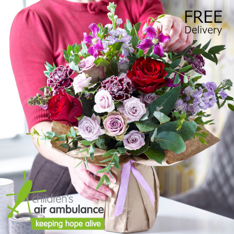 October Charity Bouquet