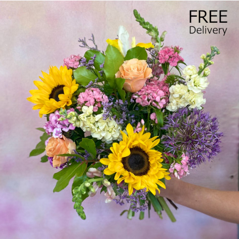 June bouquet of the Month